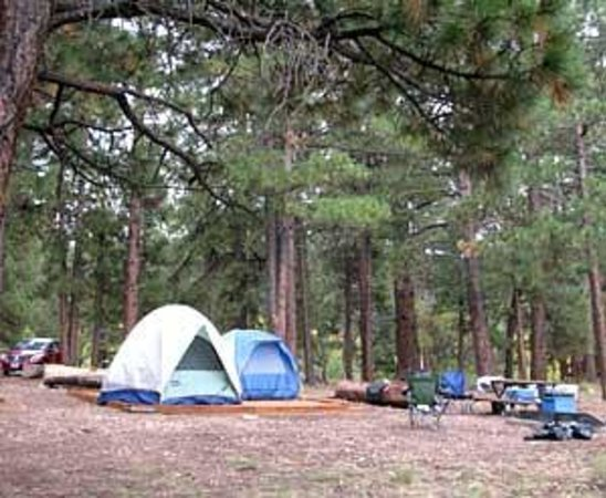 Photo of North Rim Campground Grand Canyon National Park