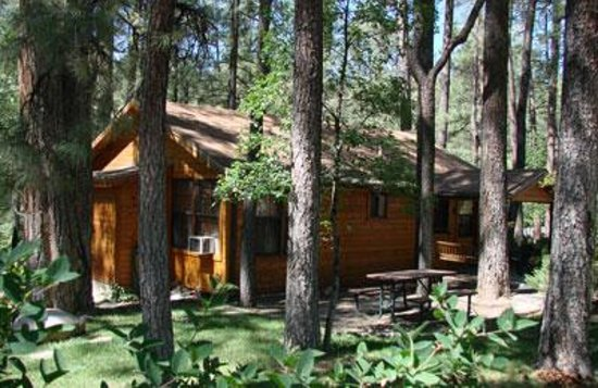 Photo of Story Book Cabins Ruidoso