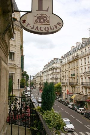 Photo of Hotel SAINT-JACQUES Paris