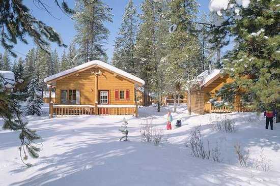 Baker creek mountain resort lake louise canada see 537 for Lake louise cabin rentals