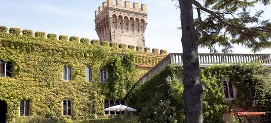 Photo of Castello di Magona Tuscany