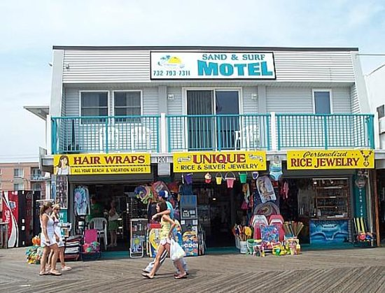 Sand & Surf Motel Photo