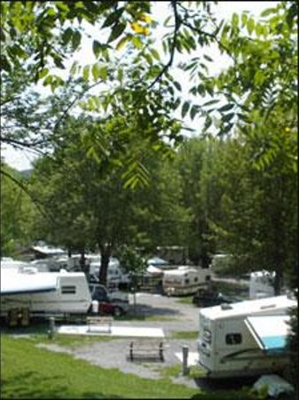Photo of Twin Mountain RV Park Pigeon Forge