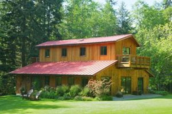 Photo of The Yoga Lodge on Whidbey Island Greenbank