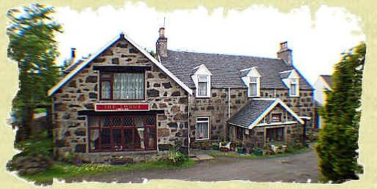 The Lodge at Edinbane