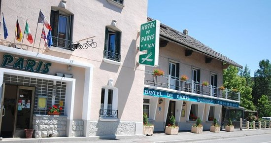 Photo of Hotel de Paris Briançon