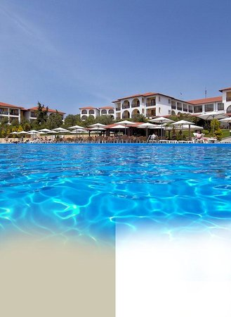 Photo of Akrathos Beach Hotel Ouranopolis