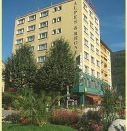 Hotel Alpes & Rhone