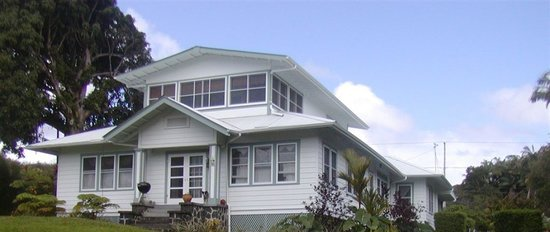 The Old Hawaiian B&B