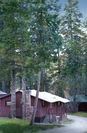 The Cabins at Cloudcroft