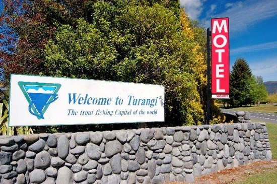 ‪Tongariro River Motel‬