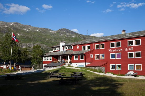 Vatnahalsen Hoyfjellshotell