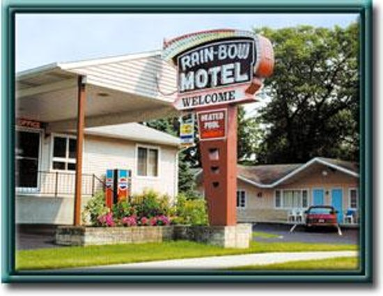 Rainbow Motel Foto