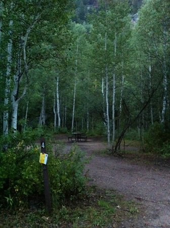 Photo of Difficult Campground Aspen