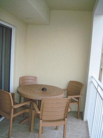 Orlando Property Management on Balcony   Picture Of Vacation Village At Parkway  Kissimmee