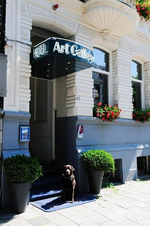 Art Gallery Hotel