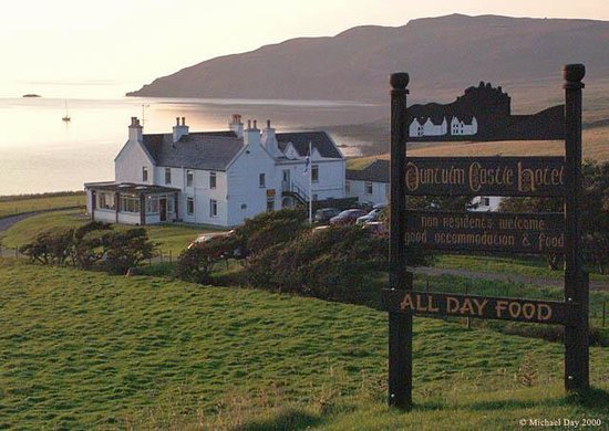 Duntulm Castle Hotel