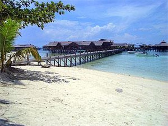 Sipadan Water Village