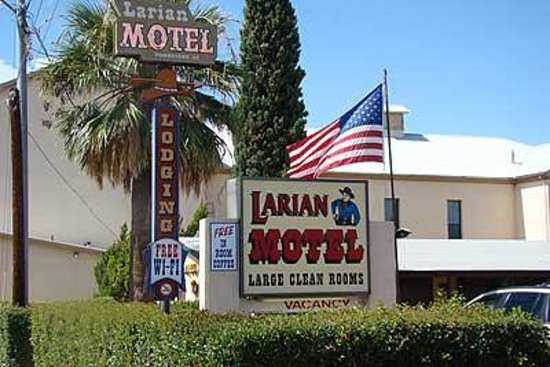 Larian Motel Tombstone-billede