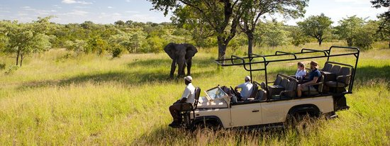 Ulusaba Private Game Lod