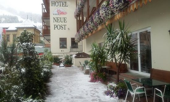 Photo of Hotel Neue Post Zell am See