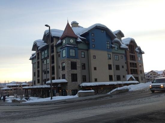 Highmark Steamboat Springs:                                     right across from the Gondola!