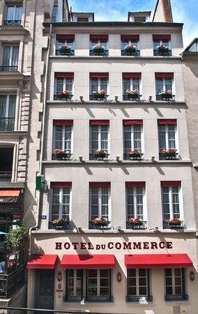 ‪Hotel du Commerce‬