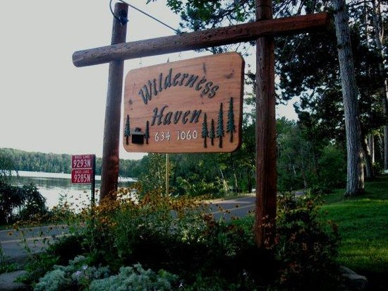 ‪A Wilderness Haven Resort‬