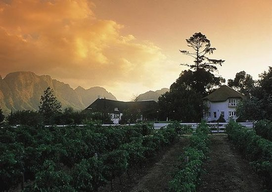 Photo of Mont Rochelle Hotel Franschhoek