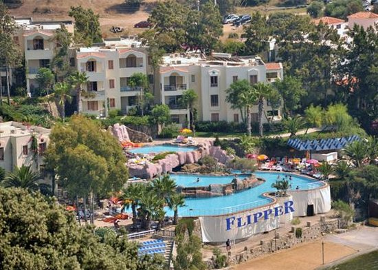 Photo of Hotel Club Flipper Bodrum
