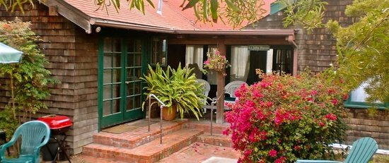 Redwood Hollow La Jolla Cottages Ca Inn Reviews
