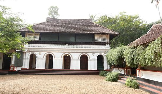 Tharavadu Heritage Home