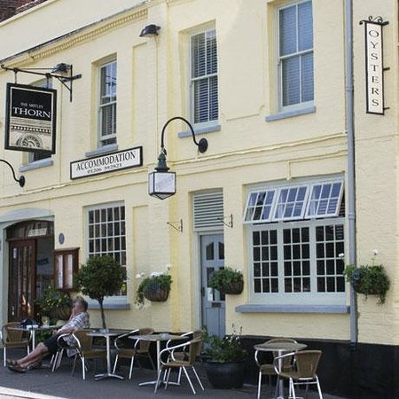 New Reviews! The Mistley Thorn (Essex) - Hotel Reviews - TripAdvisor