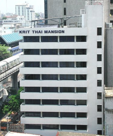 Krit Thai Mansion