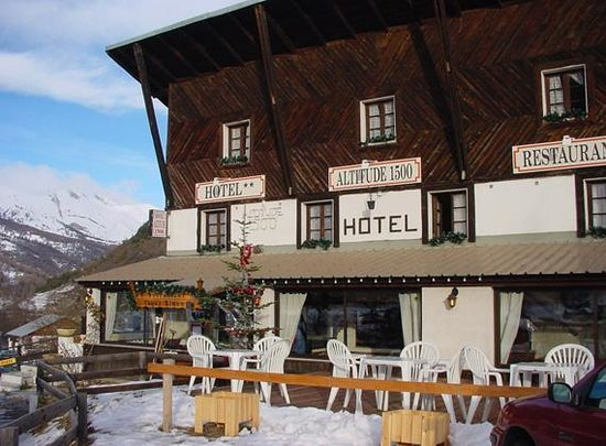 Photo of Hotel l'Ours Blanc Allos