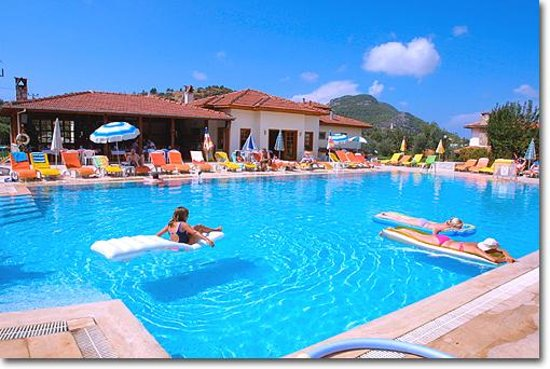 Photo of Saray Hotel & Apartments Oludeniz