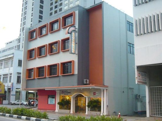 Photo of Accordian Hotel Melaka