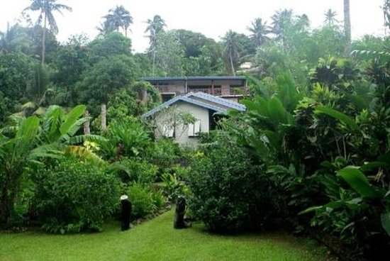 Bed and Breakfast i Levuka