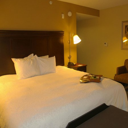 Hampton Inn Fairhope: Deluxe King Guestroom
