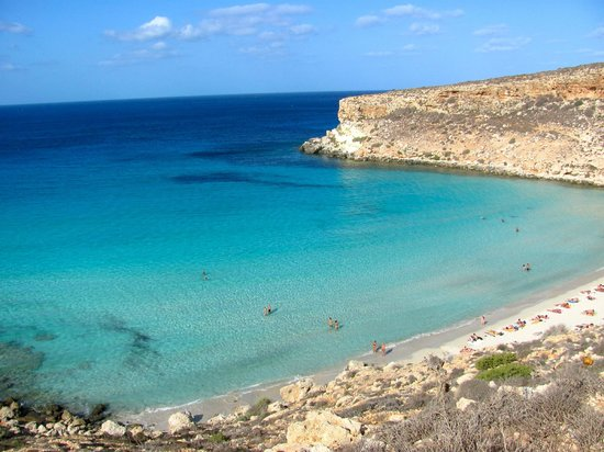 Rabbit Beach - Picture of Rabbit Beach, Lampedusa