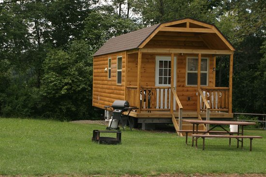 ‪Cooperstown Beaver Valley Cabins & Campsites‬