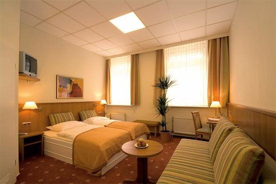 Traveller Hotel Lubeck