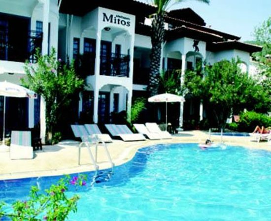 Photo of Mitos Apartments Icmeler