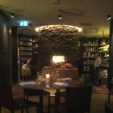 Four Seasons Hotel Sydney:                   Dining was a treat with a great menu and chef