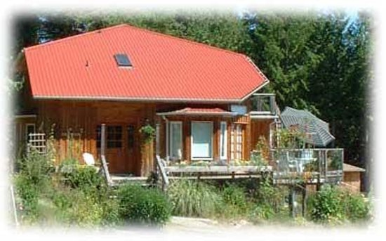 Galiano Woodruff Bed & Breakfast