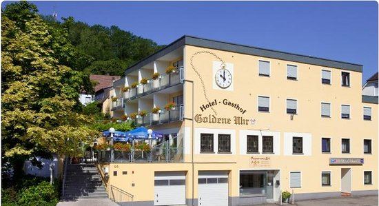 Hotel Goldene Uhr