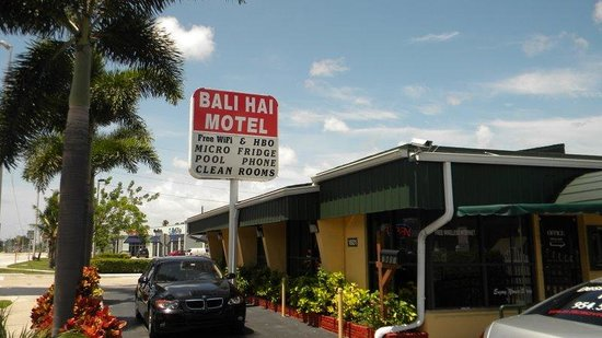 Photo of Bali Hai Motel Fort Lauderdale