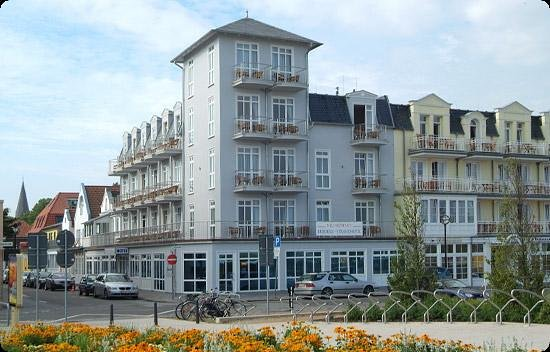 Beliebte hotels in warnem nde tripadvisor for Warnemunde hotel pension