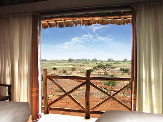 Voi Wildlife Lodge