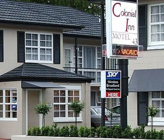 Photo of Colonial Inn Motel Christchurch